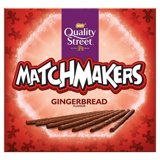 image 1 of Quality Street Gingerbread Matchmakers 120G