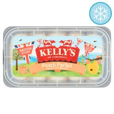 Kellys Ice Cream Peach Parfait 950 Ml