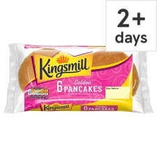 image 1 of Kingsmill Pancakes 6 Pack