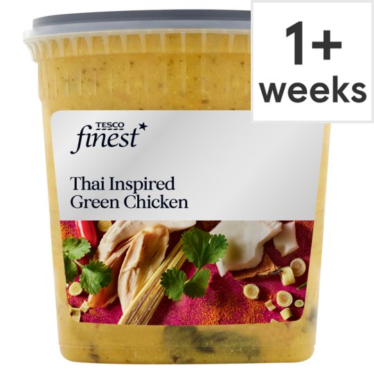 Tesco Finest Thai Chicken Soup 600G