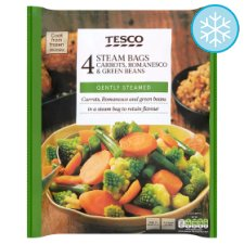 Tesco Micro Vegetable Romanesco Mix 640G