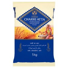 Tesco Chakki Atta Flour Stoneground 5Kg