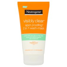 Neutrogena Visibly Clear 2 In 1 Mask 150Ml