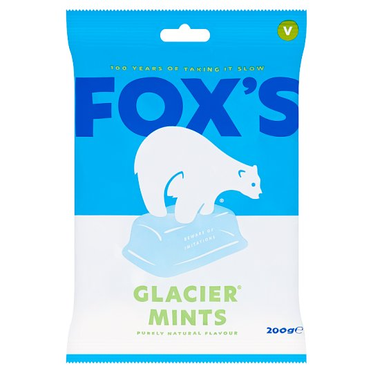Fox's Glacier Mints 200G Plus 50% Free