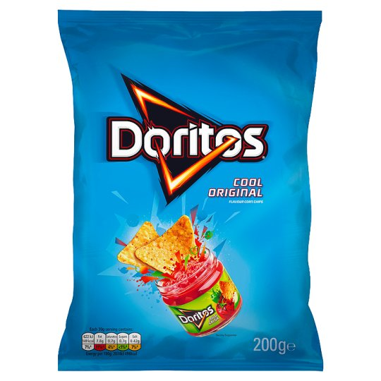 Doritos Cool Original 200G