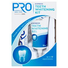 Tesco Pro Formula Whitening Kit