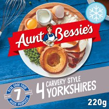 Aunt Bessie's Carvery Style Yorkshires 220G