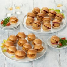 image 1 of Tesco Veggie Slider Selection X 24