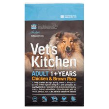 Vets Kitchen Adult Dog Chicken And Brown Rice 7.5 Kilograms