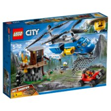Lego Mountain Arrest 60173