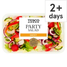 Tesco Party Salad 500G