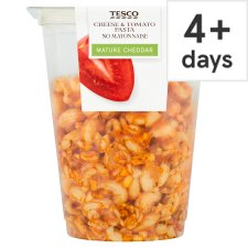 Tesco Cheese And Tomato Pasta 300G