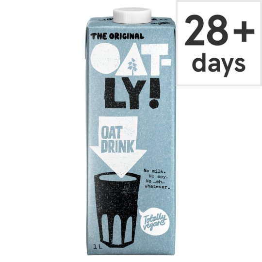 Oatly Longlife Drink 1 Litre