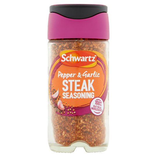 Schwartz Steak Seasoning 46G Jar