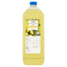 Tesco Pure Vegetable Oil 3L