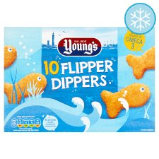 Youngs Flipper Dippers 10 Pack 250G