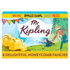 Mr Kipling Matilda's Honeycomb Fancy 8Pack