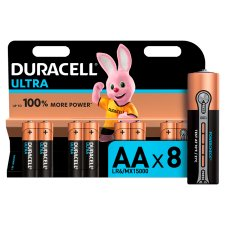 Duracell Ultra Aa 8 Pack