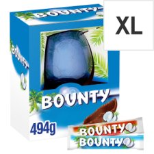 Bounty Chocolate Egg 494G