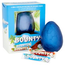 image 3 of Bounty Chocolate Egg 494G