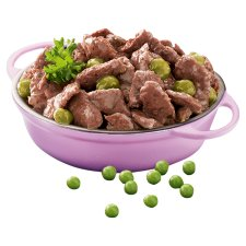 image 2 of Cesar Cuts In Gravy Lamb And Vegetable Dog Food Tray 150G