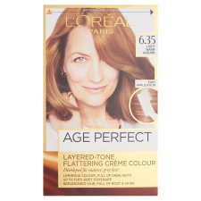 L'oreal Paris Excellence Age Perfect 6.35 Lightauburn