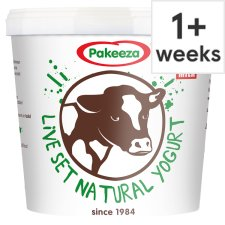 Pakeeza Natural Yogurt 900G