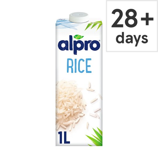 Alpro Rice Longlife Milk Alternative 1 Litre