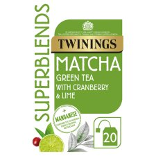Twinings Superblends Matcha 40G