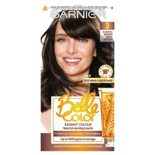 image 1 of Garn/Bel/Clr 3 Dark Brown Permanent Hair Dye