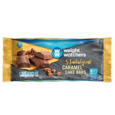 Weight Watchers Caramel Cake Bar 5 Pack