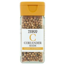 Tesco Coriander Seeds 26G