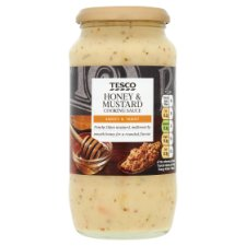 Tesco Honey And Mustard Sauce 480G