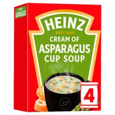 Heinz Cream Of Asparagus With Croutons Cup Soup 72G