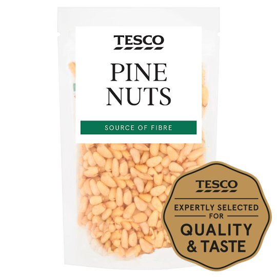 image 1 of Tesco Wholefoods Pine Nuts 100G