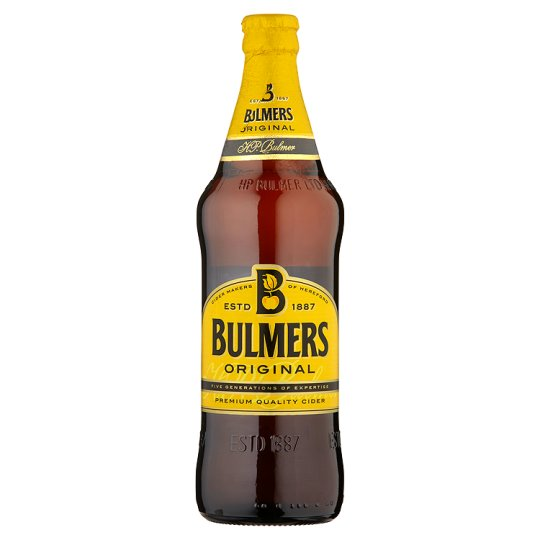 Bulmers Original 4.5% 568Ml