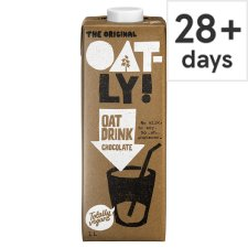 Oatly Chocolate Longlife Drink Alternative 1 Litre