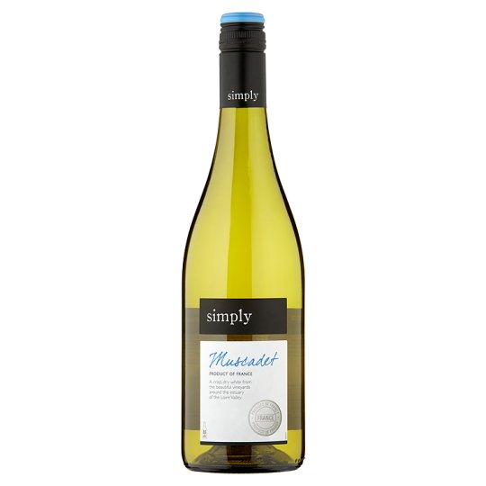 Simply Muscadet 75Cl