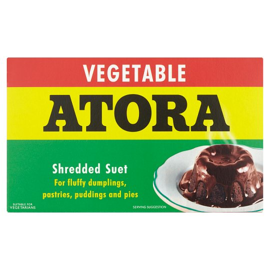 Atora Shredded Vegetable Suet 200G