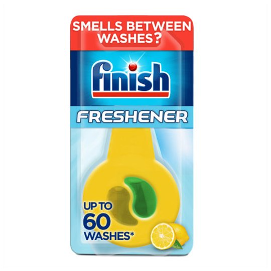 Finish Lemon Dishwasher Freshener