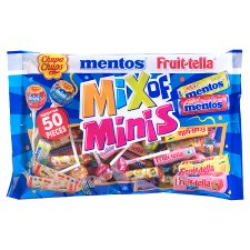 Perfetti Mix Of Minis Assorted Sweets 440G