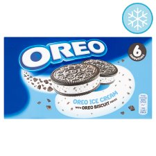 Oreo Ice Cream Sandwich 6 X 55Ml