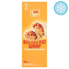 Heat Em Up Breakfast Wrap 160G