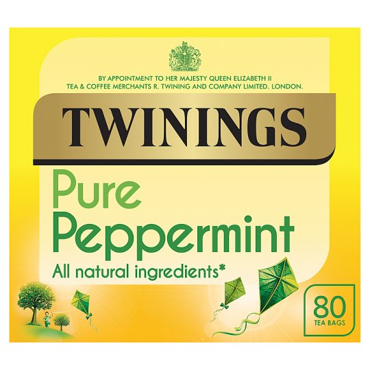 Twinings Invigorating /Invigorate Peppermint 80 Teabags 160G
