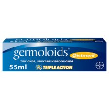 Germoloids Haemorrhoids Ointment 55Ml