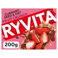 Ryvita Fruit Crunch Crisp Bread 200G