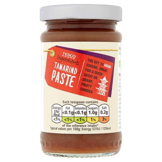 Tesco Ingredient Tamarind Paste 120G