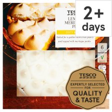Tesco Lemon Meringue Pie 520 G
