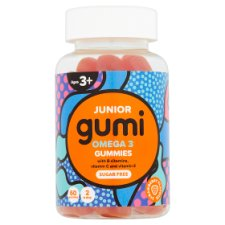 Gumi Junior Omega3 Gummies Strawberry 150G
