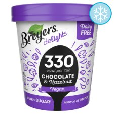 Breyers Delights Dairy Free Chocolate Ice Cream Tub 500Ml